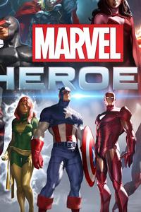 Marvel Heroes 5k