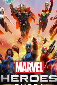 1440x2560 Marvel Heroes Omega