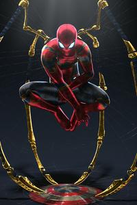 MARVEL Iron Spiderman