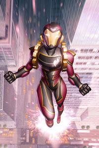1280x2120 Marvel Ironheart 2020