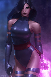 Marvel Psylocke 4k
