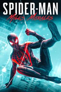 480x800 Marvel Spider Man Miles Morales 2020