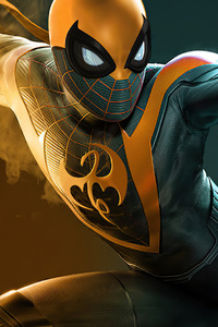 1125x2436 Marvel Spider Man Miles Morales Ninja