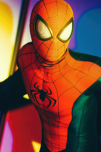 Marvel Spider Man Miles Morales Wall 4k