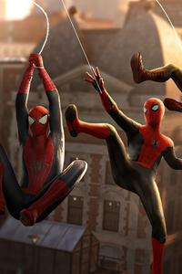 720x1280 Marvel Spider Man No Way Home 4k