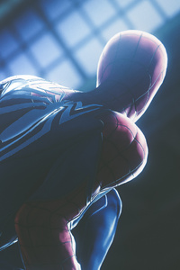 Marvel Spiderman 4k