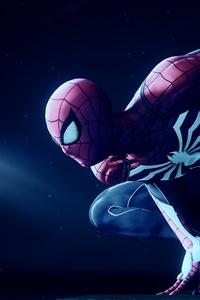 800x1280 Marvel Spiderman Game 4k