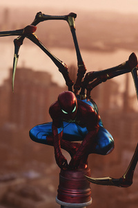 Marvel Spiderman Hd