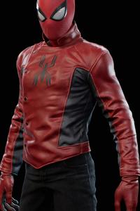 Marvel Spiderman Last Stand Suit