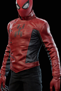 1080x1920 Marvel Spiderman Last Stand Suit