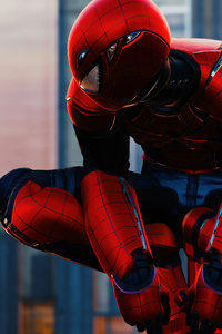 Marvel Spiderman Ps4 Game 4k