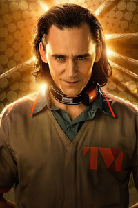 Marvel Studios Loki 5k
