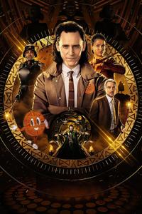 1125x2436 Marvel Studios Loki Tv Series