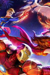 Marvel Super War 2020 Game