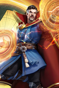 360x640 Marvel Super War Doctor Strange