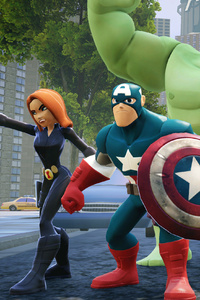 Marvel The Avengers Disney Infinity