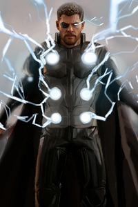 Marvel Thor Infinity War