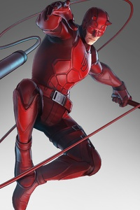 1080x2280 Marvel Ultimate Alliance 3 2019 Daredevil