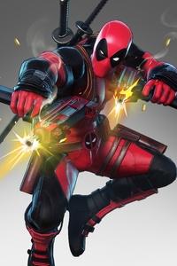 Marvel Ultimate Alliance 3 2019 Deadpool