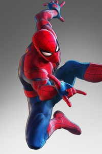 Marvel Ultimate Alliance 3 2019 Spiderman