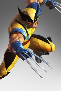 1080x2280 Marvel Ultimate Alliance 3 2019 Wolverine