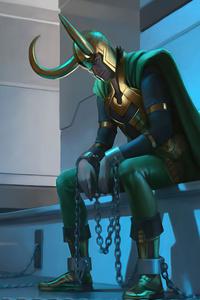 540x960 Marvel Villainous Mischief And Malice Loki 4k