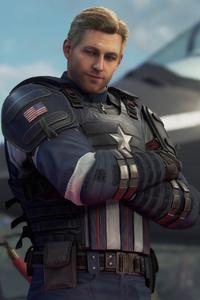 1080x2160 Marvels Avengers 2020 4k Game