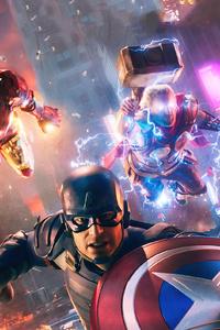 Marvels Avengers 2020 Game