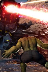 Marvels Avengers 2020