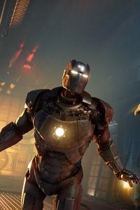 1080x2160 Marvels Avengers 4k 2020