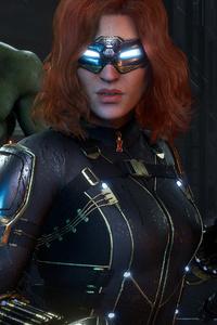 1080x2160 Marvels Avengers 4k Game