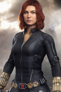 240x320 Marvels Avengers Black Widow 4k