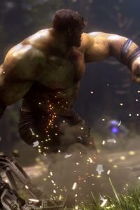 1080x2160 Marvels Avengers Hulk 4k
