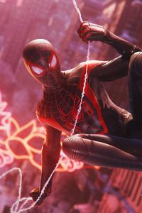 Marvels Spider Man Miles Morales 2020 4k