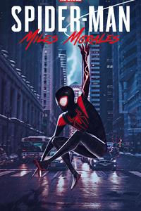 Marvels Spider Man Miles Morales 2020 Game