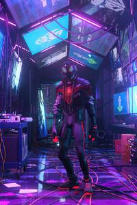 480x800 Marvels Spider Man Miles Morales 4k