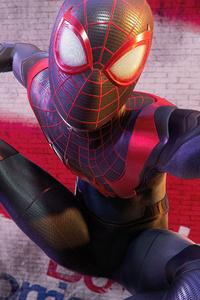 Marvels Spider Man Miles Morales PS5 4k