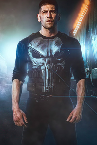 1125x2436 Marvels The Punisher
