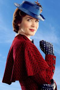 Mary Poppins Returns 2018 Movie