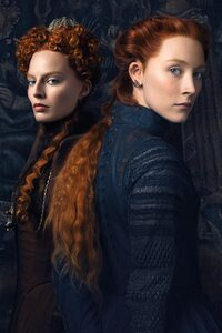 1242x2688 Mary Queen Of Scots 5k