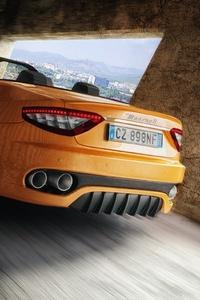 1080x2280 Maserati 3d Rednder Cg Art