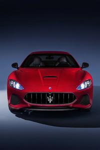 Maserati Granturismo 4k