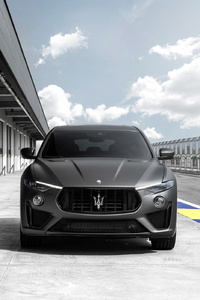 Maserati Levante Trofeo 2018 Latest