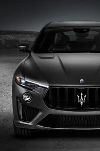 1080x2280 Maserati Levante Trofeo 2018