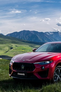 Maserati Levante Trofeo Launch Edition 2019