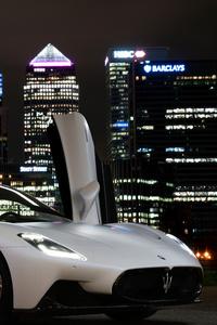 Maserati MC20 Coupe 2021 Downtown