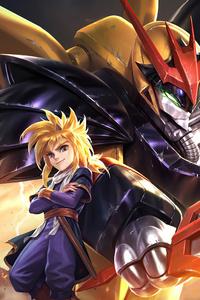 750x1334 Mashin Hero Wataru 5k