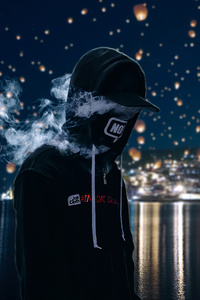 Mask Guy 4k