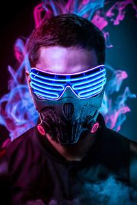 Mask Neon 4k