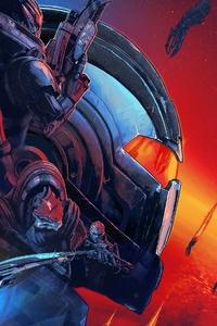 1080x1920 Mass Effect 2021